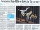 Article Journal de Rouen du 10 mai 2011