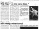 Article Loisirs/Culture de mai 2012