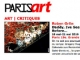 Article Paris Art de mai 2010